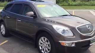 2012 Buick Enclave Cocoa Metallic FOR SALE - 38,000 MILES - WARRANTY - KANSAS CITY