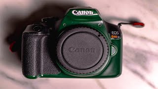 Canon Rebel EOS T7 2000D Review