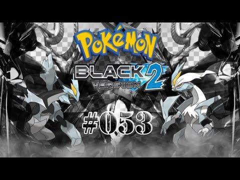 Let's Play Pokemon Schwarz 2 German Part 53: VS Arenaleiter Lysander
