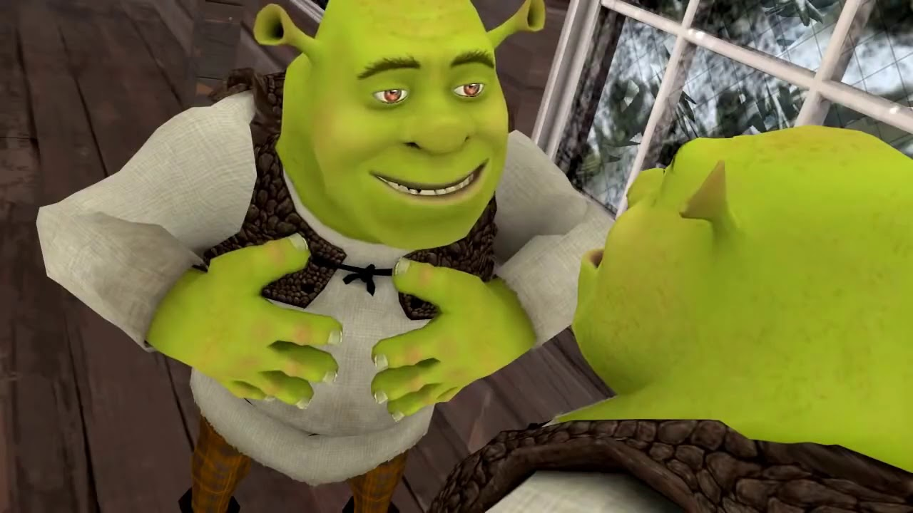 Is Shrek Sexy
