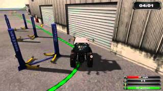 Farming Simulator 2011 - Training mission 1