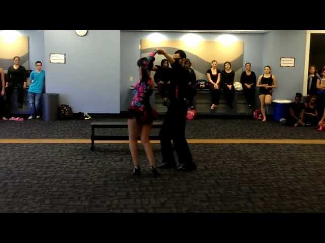 Darte un Beso by Prince Royce (Short Choreography) Videos De Viajes