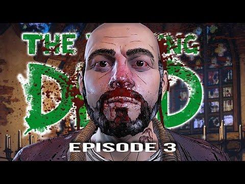 COLD REVENGE - The Walking Dead Season 3 - Above The Law Part 3 FINALE
