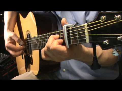 My Favorite Things-fingerstyle -chords -from sound of music