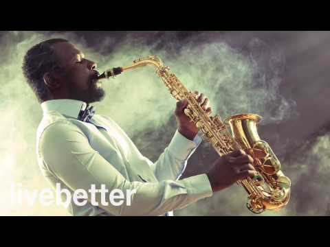 Relaxing Saxophone | Jazz Music | Smooth Cafe Background Ins