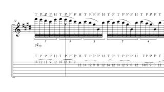 Stig Mathisen Solo Transcription 'Follow Through'