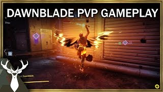 Destiny 2 - Countdown PvP Impressions and Gameplay (Dawnblade Warlock)