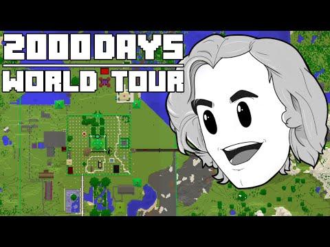 2000 Days - [Hardcore Minecraft World Tour]