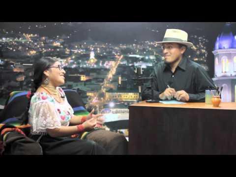 Lolita Maigua- Part 1 - Radio illuman - Otavalo - Ecuador
