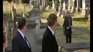 Johnny English - Cemetery Scene