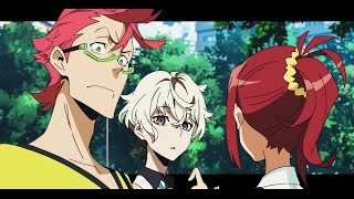 Kiznaiver Jordan Maxwell is it too much to ask