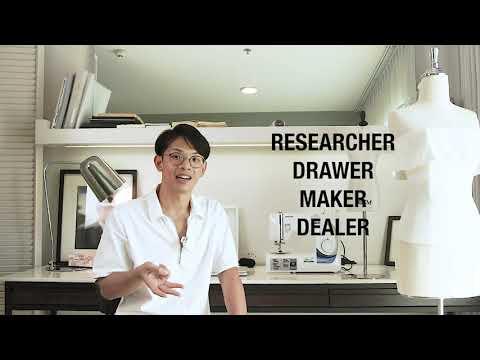 อยากรู้มั้ย ดีไซเนอร์ทำอะไรกันบ้าง? - WHAT DOES A DESIGNER DO?   puudol  #thaidesigner #poembangkok