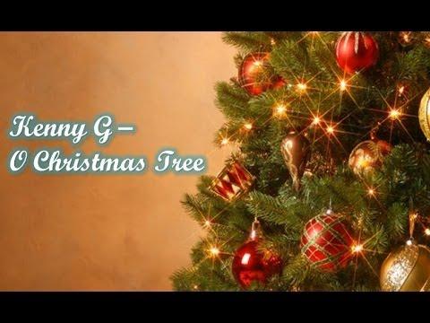 Kenny G - O Christmas Tree