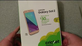 Samsung Galaxy Sol 2 Unboxing & First Look. (First Video In 4K)