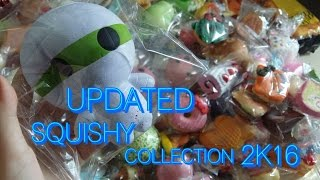 SQUISHY COLLECTION 2016!!!