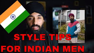 Fashion advice for Indian men