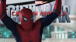 How Strong is Spider-Man in Captain America: Civil War?