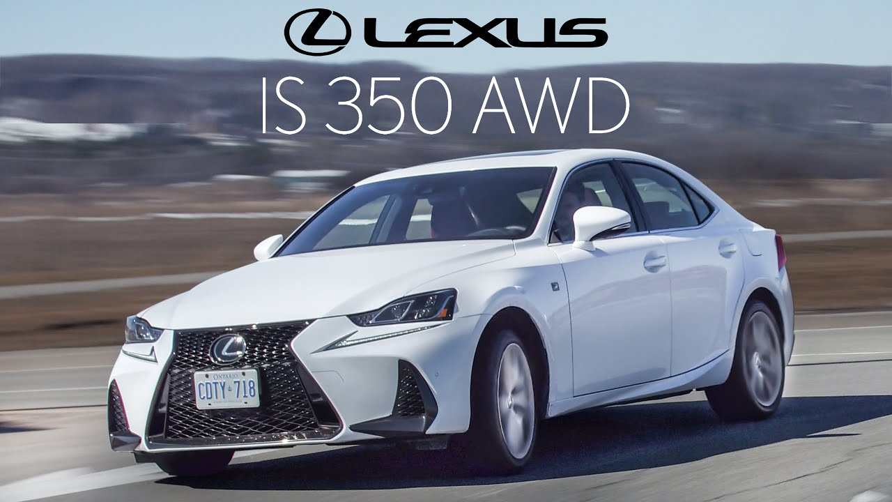 2020 Lexus IS350 Ratings