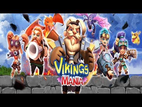 Vikings Mania : Dragon Master - Vikings game Android (STRATEGY PvP & PvE )