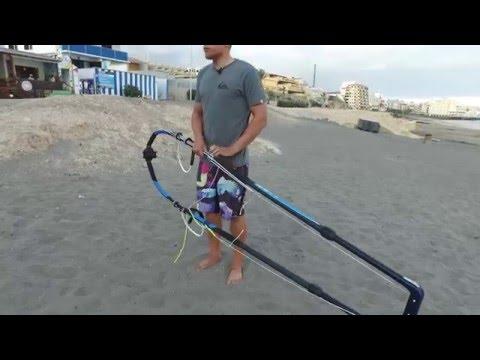 Linki trapezowe / Harness line settings - Maciek Rutkowski