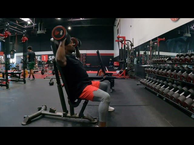 DB Shoulder Press