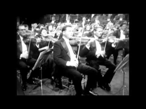 Andre Cluytens conducts...