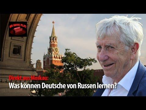 Der Rote Platz #15 - direkt aus Moskau: Was können Deutsche von Russen lernen?