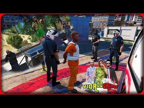 🔴 VIDA DO CRIME DO JAUM - RESGATE DO BALA BALA #139