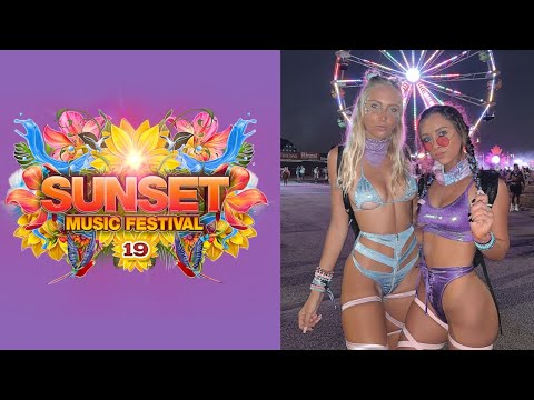 SUNSET MUSIC FESTIVAL VLOG!!!! (2019) from YouTube · Duration:  13 minutes 21 seconds