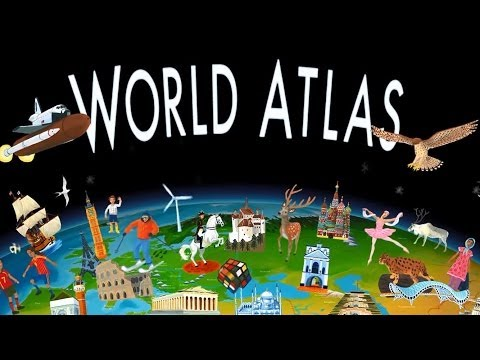 Barefoot World Atlas App - Top Best Educational Apps For Kids
