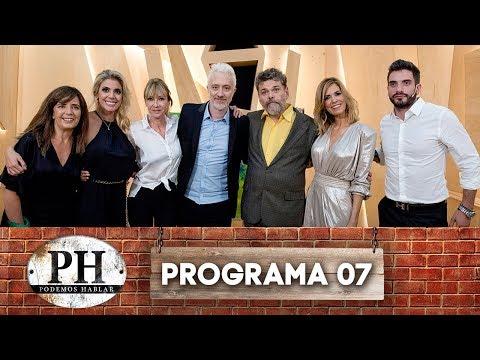 Programa 7 (07-04-2018) - PH Podemos Hablar 2018