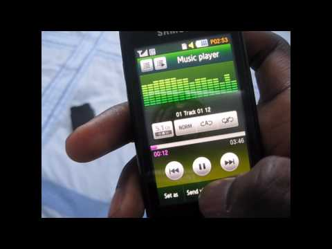 Samsung S8000 jet review part 1