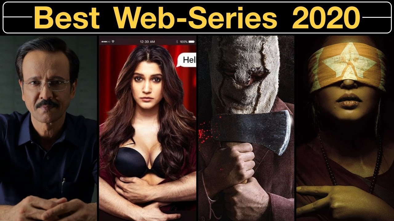Download Best Indian Web Series 2020 List In Hindi | Deeksha Sharma