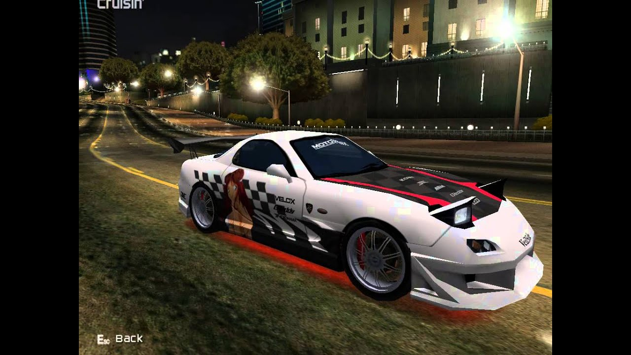 Street Racing Syndicate - Cruisin my RX7 Spirit - YouTube
