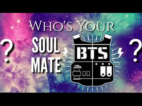 ¿Who's Your BTS Soul Mate?