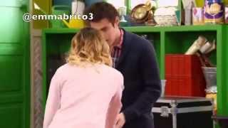 Violetta 3 - Violetta le reclama a León que también le mintió (03x46-47)