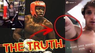THE TRUTH KSI VS LOGAN PAUL PREDICTION.. WHY KSI WILL WIN