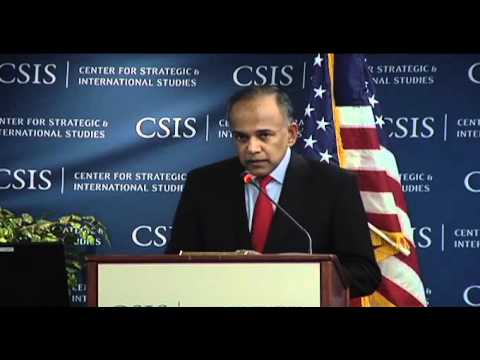 The Singapore Conference @ CSIS (The Hon. K. Shanmugam)