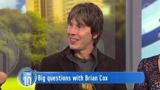 Big Questions w/ Brian Cox | Studio 10