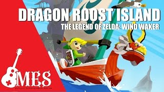 Legend of Zelda: Wind Waker -Dragon Roost Island - Mariachi Cover- MES REBRANDING