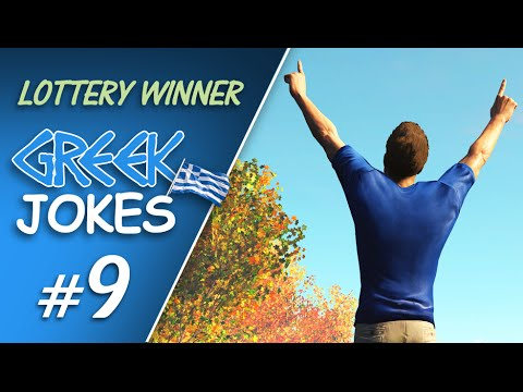 GREEK JOKES #9 LOTTERY WINNER【 A Fallout 4 Machinima 】