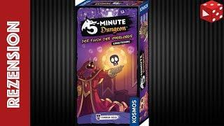 5-Minute Dungeon: Der Fluch des Overlords - 1. Erweiterung