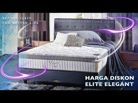 Harga Diskon Matras Springbed Elite Elegant 2018