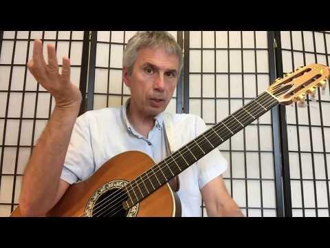 VLOG No.26 - Travail de l'oreille: chanter les notes d'un accord