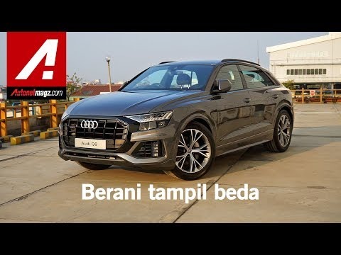 Audi Q8 2019 Indonesia First Impression Review By AutonetMagz