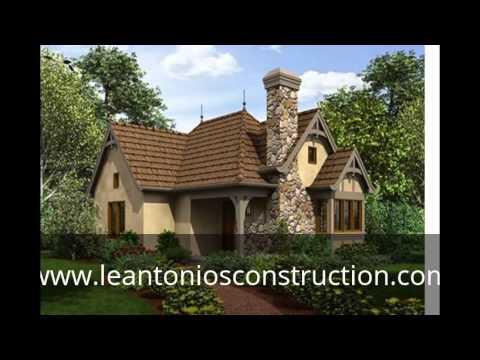 Architectural Home Designs in Kingston - Le Antonio's Roofing & Construction Ltd.