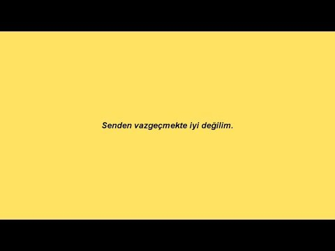 The Chainsmokers - Side Effects (Türkçe Çeviri) | Colors #YELLOW