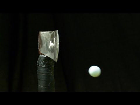 Golf Ball Vs.
