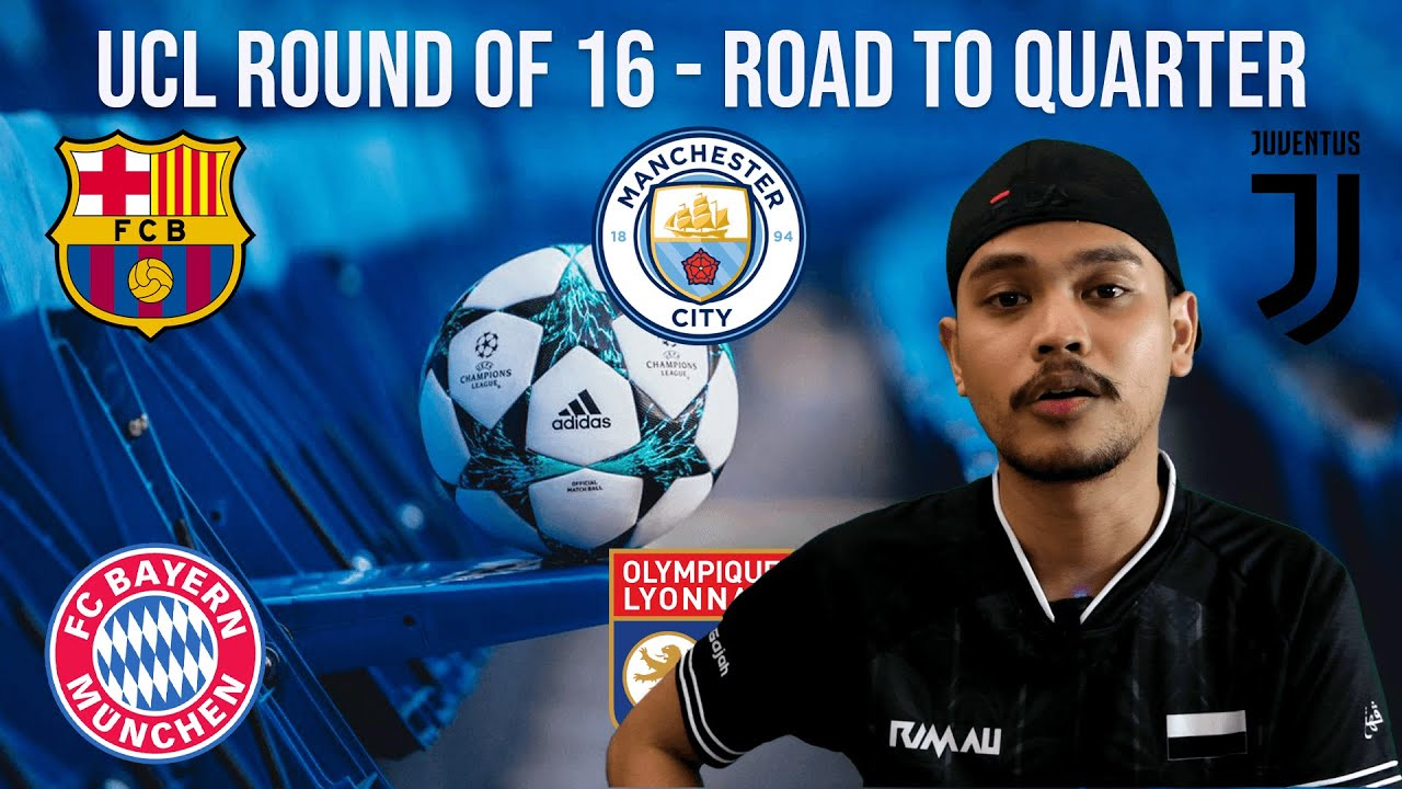 UCL Road To Quarter Finals! Sarri Sacked! Real, Juve Tewas!