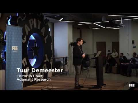 Bitcoin and the Future: Tuur Demeester on the Three Phases of Bitcoin Development